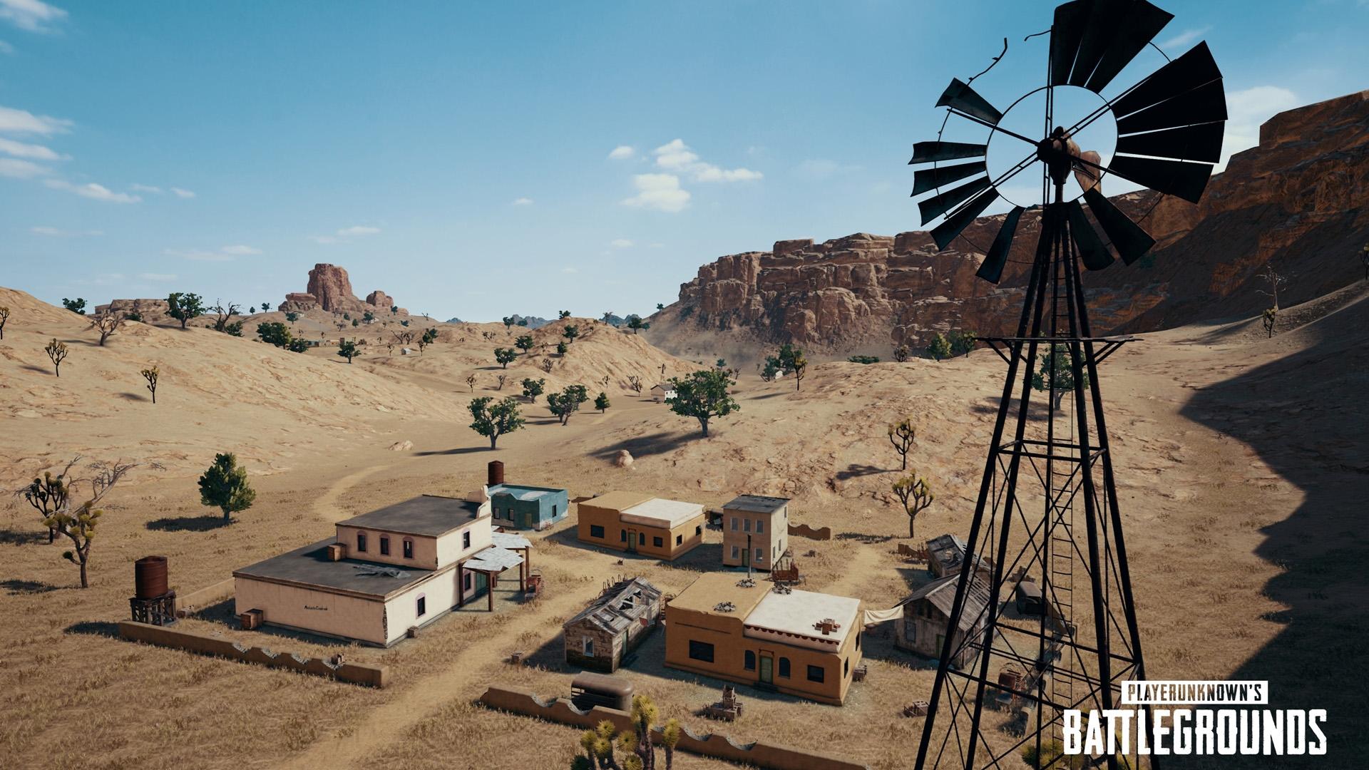 Playerunknown's Battlegrounds: Spieler entfernen Miramar