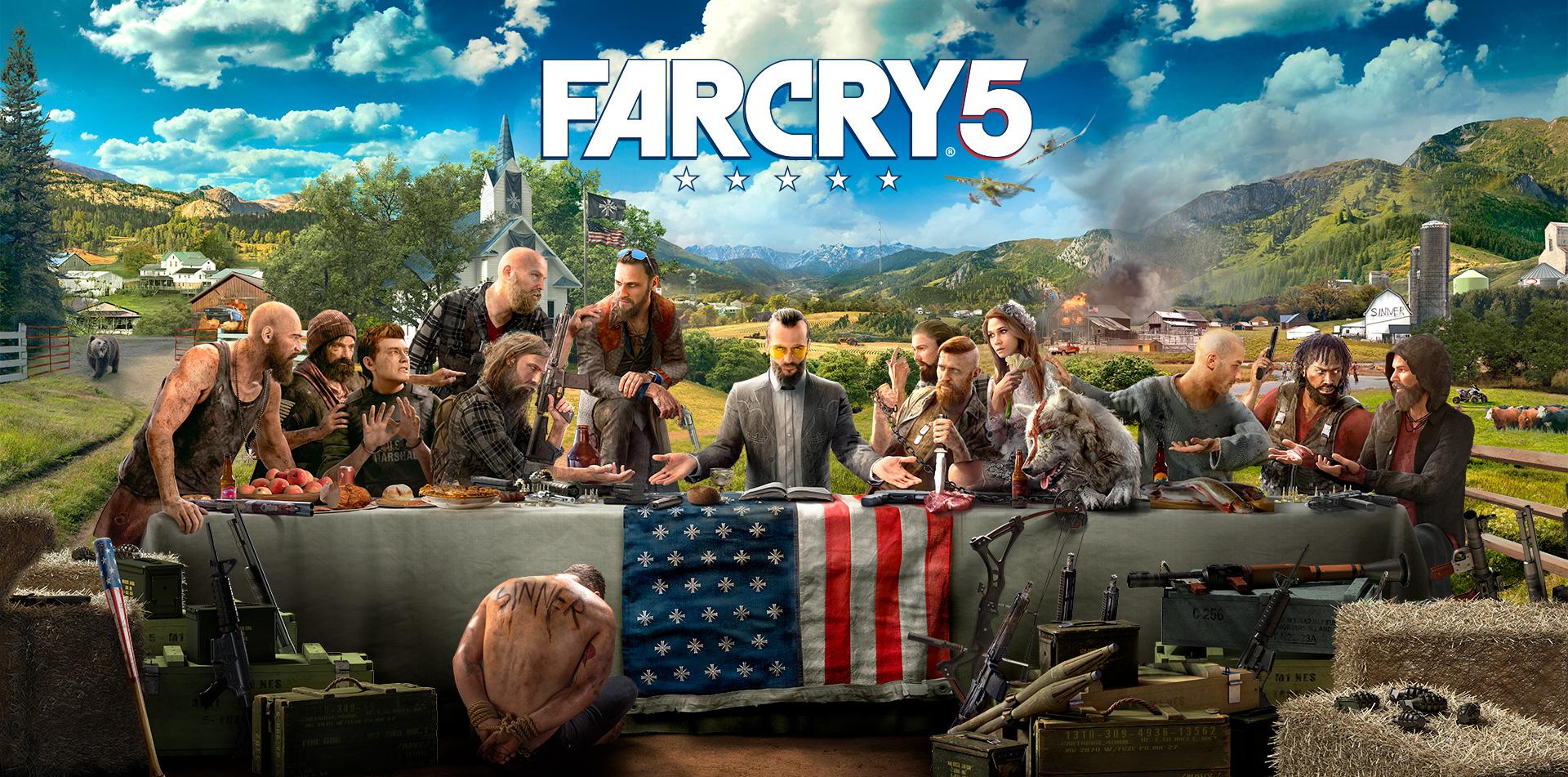 Warum Far Cry 5 eine Enttäuschung wird