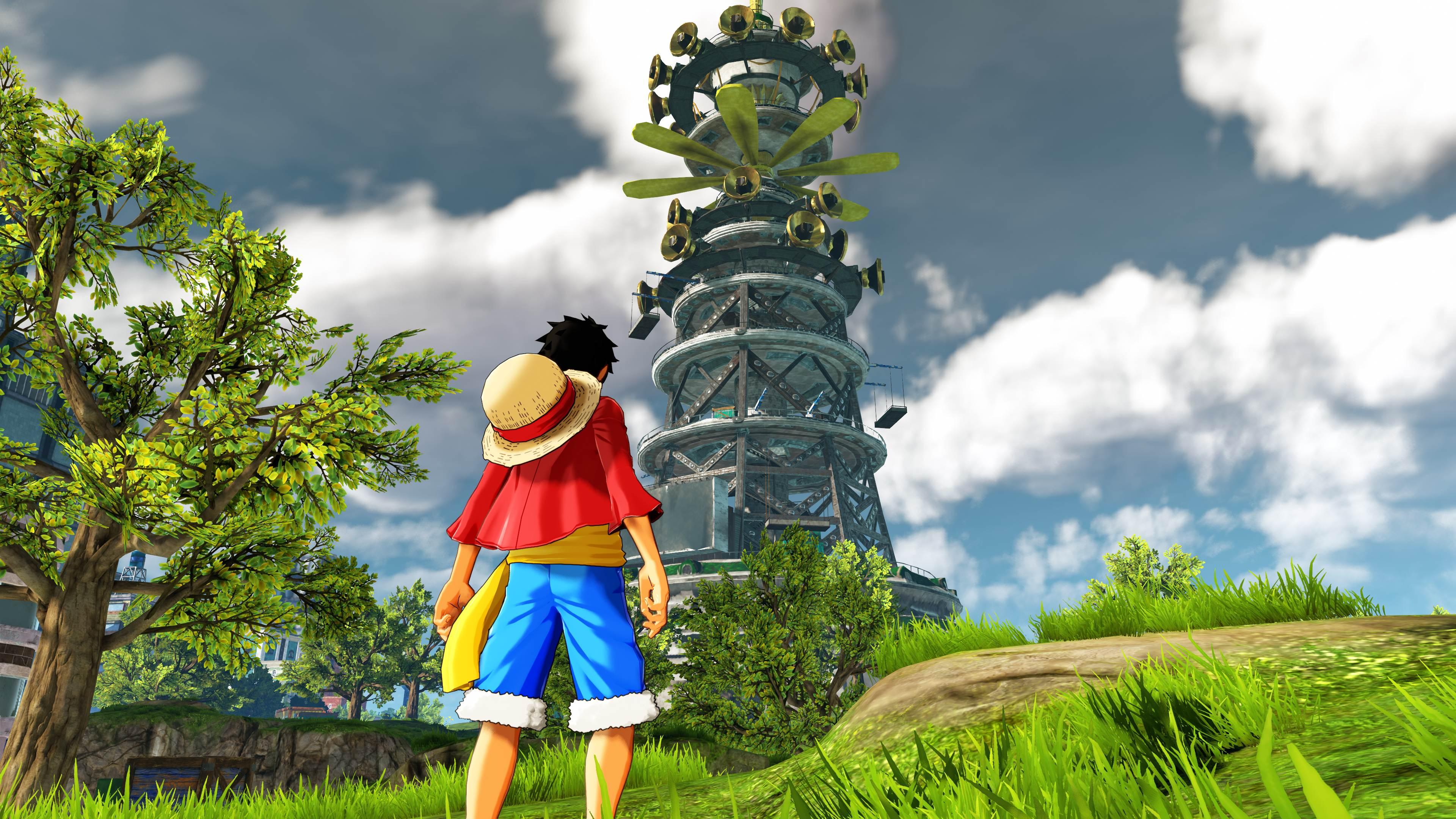 One Piece World Seeker: Neue Details bekannt