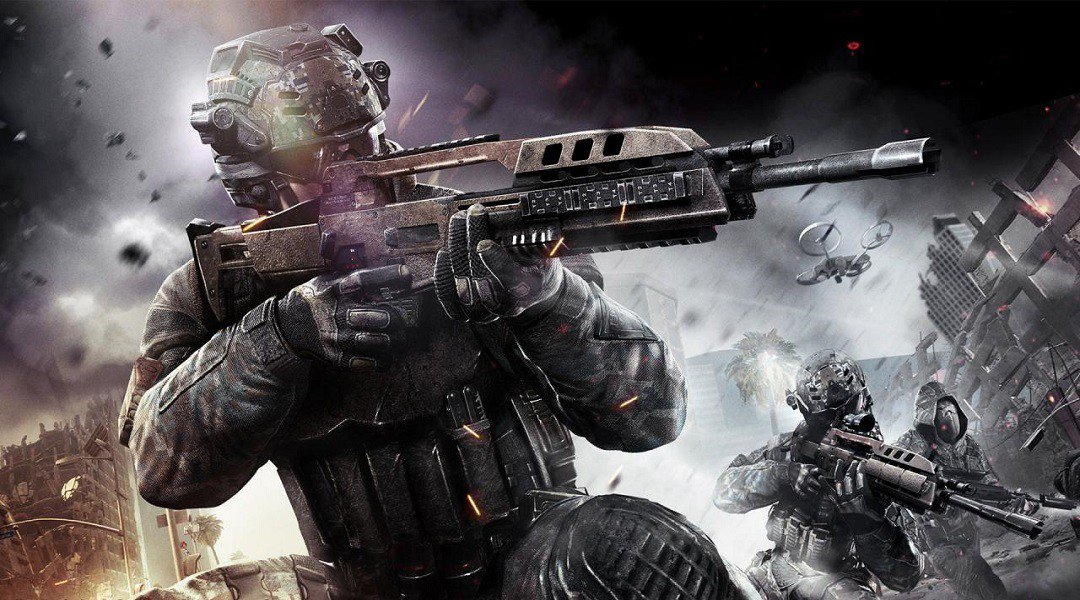 Logo von Call of Duty Black Ops IIII geleaked?