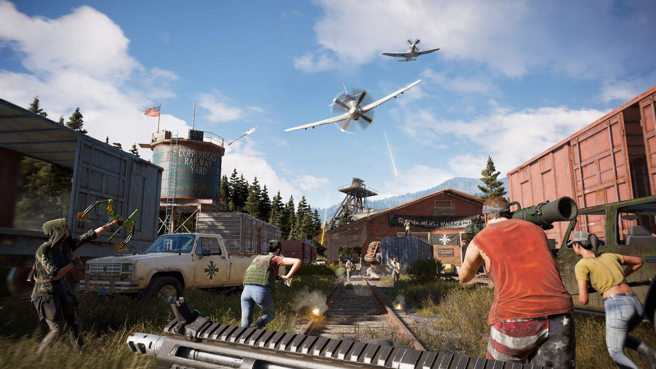 Far Cry 5 mit Mikrotransaktionen!