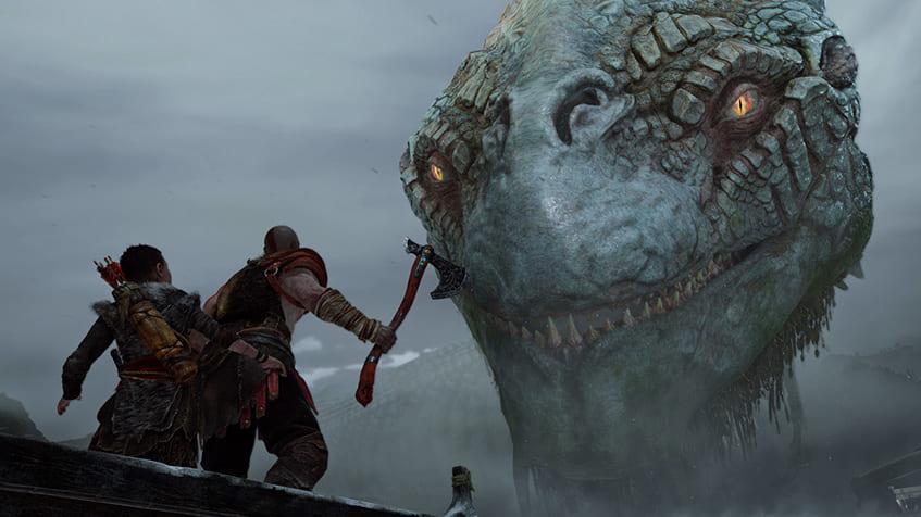 God of War: Nachfolger für PlayStation 5 in Entwicklung!