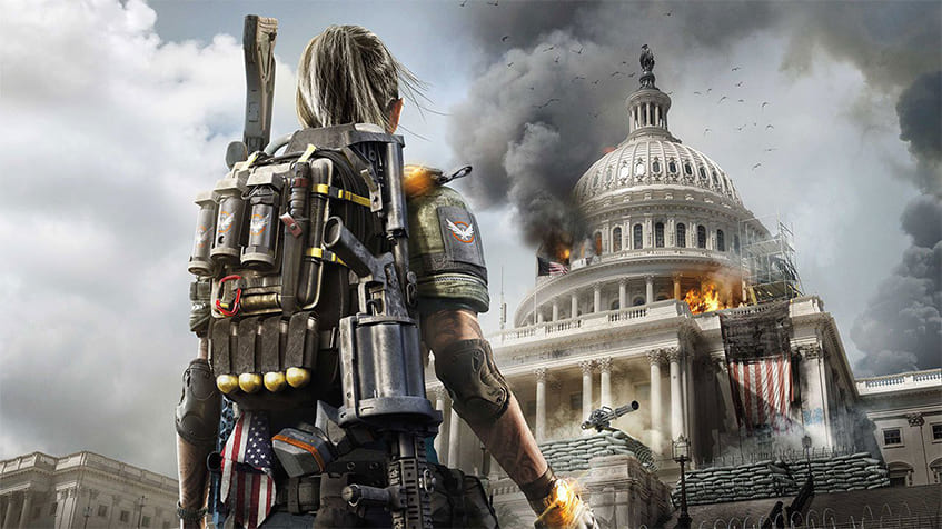 The Division 2 bekommt riesigen Day-One-Patch