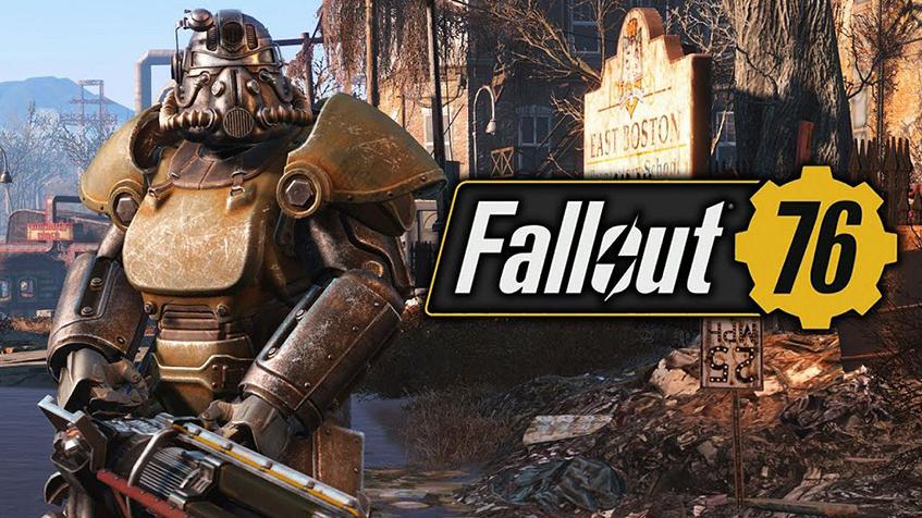 Fallout 76: Katastrophales Update veröffentlicht