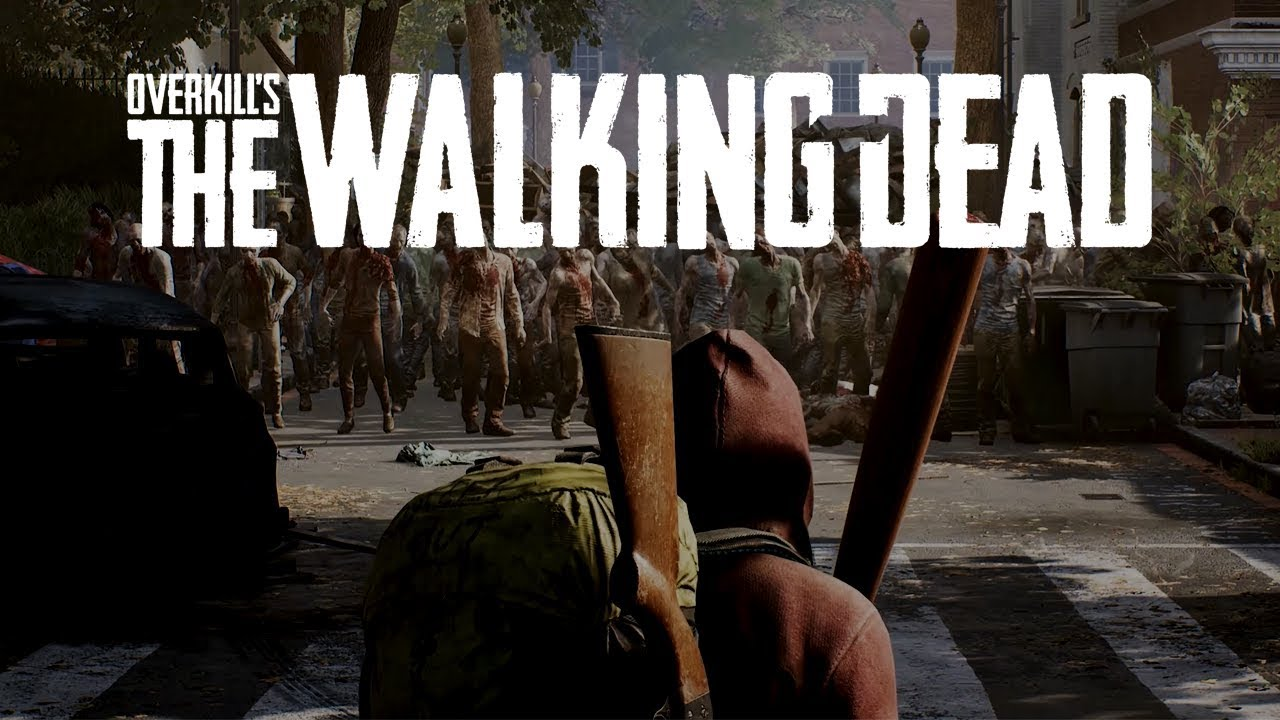 Overkill's The Walking Dead von Steam entfernt