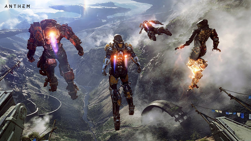 Anthem: Mehr Probleme nach erstem Patch