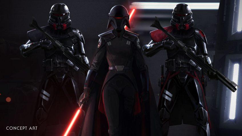 Star Wars: Jedi Fallen Order – Doch mit Online-Elementen?