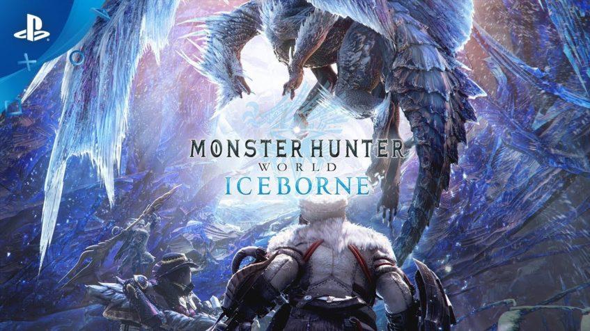 Monster Hunter World: Details zum DLC Iceborne