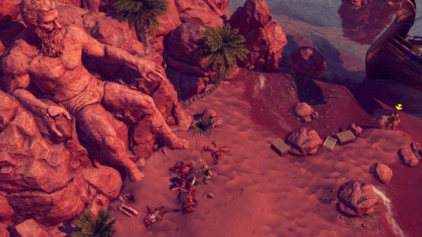 Titan Quest: Überraschend neue Erweiterung veröffentlicht