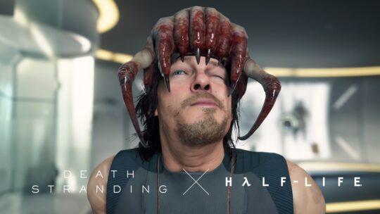 Death Stranding mit Denuvo- und Half-Life-Koop