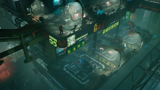 The Ascent mischt Cyberpunk mit Diablo
