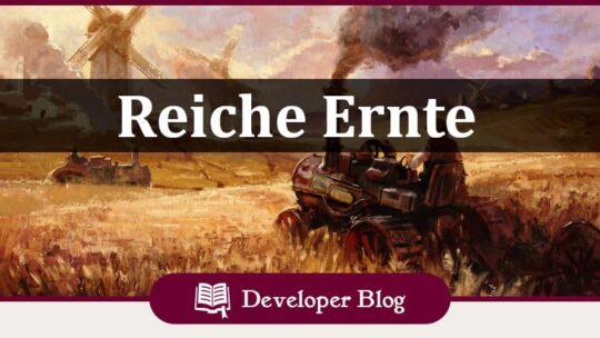 Anno 1800: Reiche Ernte erscheint Anfang Juni