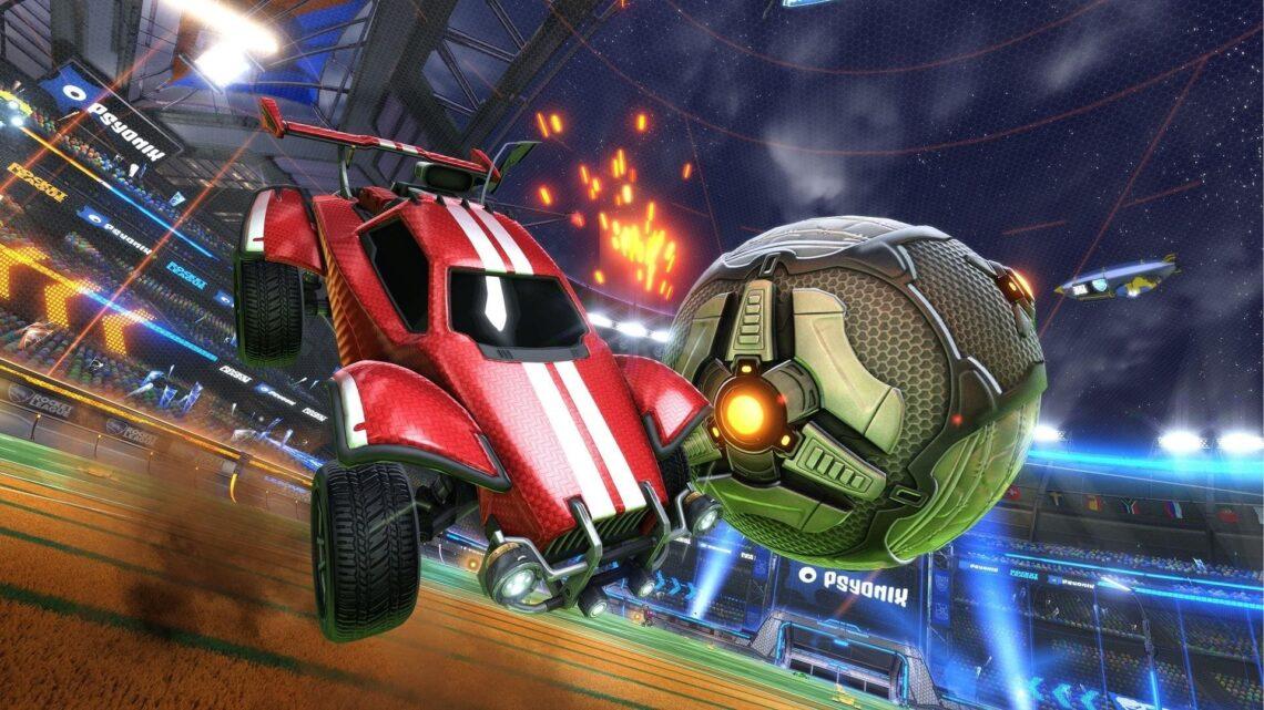 Rocket League wechselt zu kostenlosem Modell