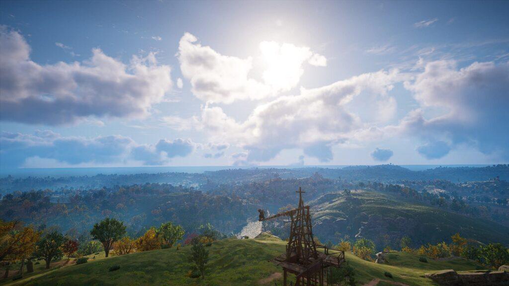 Synchronisation der Aussichtspunkte in Assassin's Creed Valhalla